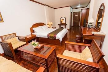 Vientian bölgesindeki Mekong Hotel resmi
