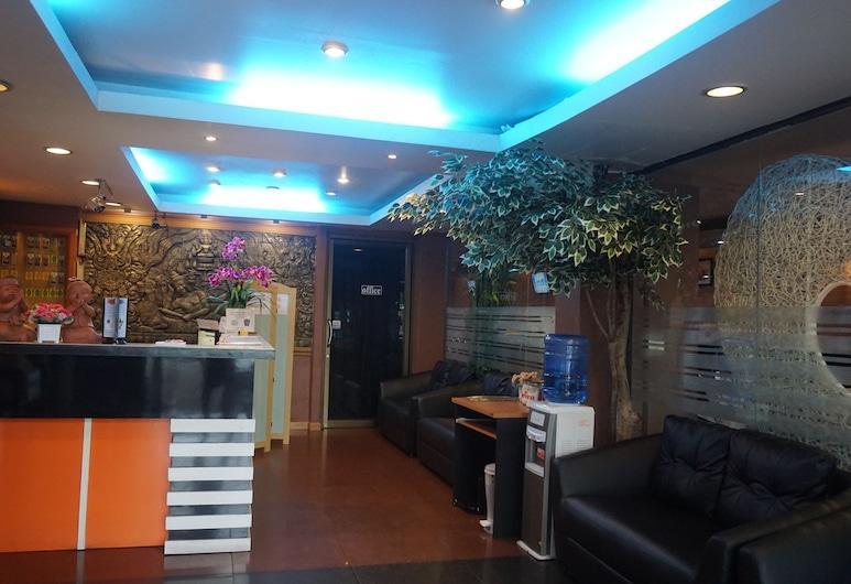 Bangkok Travel Suites, Nonthaburi, Registratūra