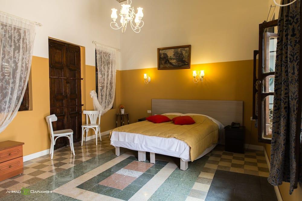 Superior Tek Büyük veya İki Ayrı Yataklı Oda - Oturma Alanı