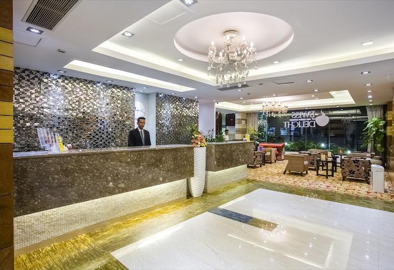 Hotel Bengal Blueberry, Daka, Registratūra