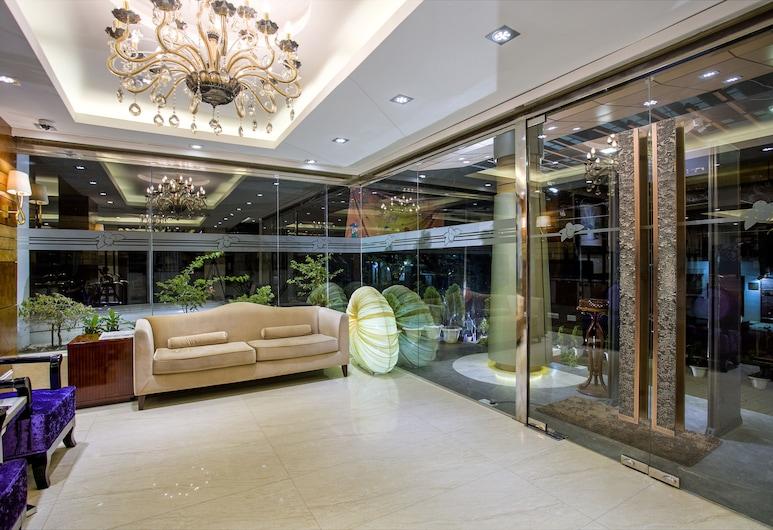 Hotel Bengal Blueberry, Dhaka, Sala de Estar do Lobby