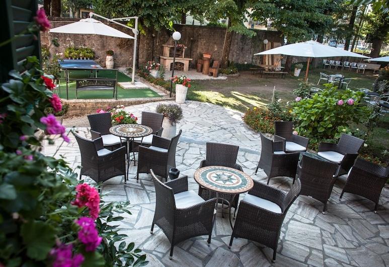 Hotel Fabbrini, Abbadia San Salvatore, Terrace/Patio