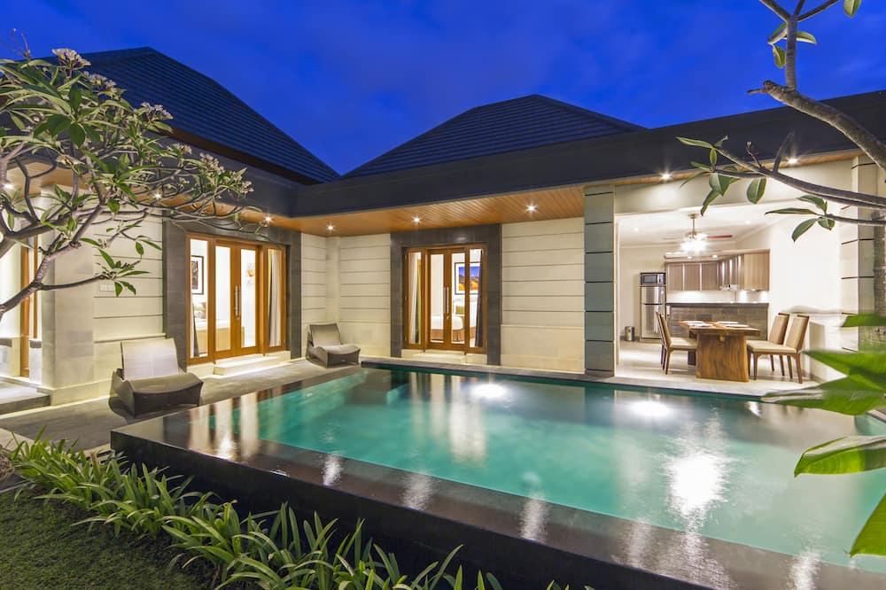 Vila, 2 kamar tidur, kolam renang pribadi (Suite) - Kolam Renang