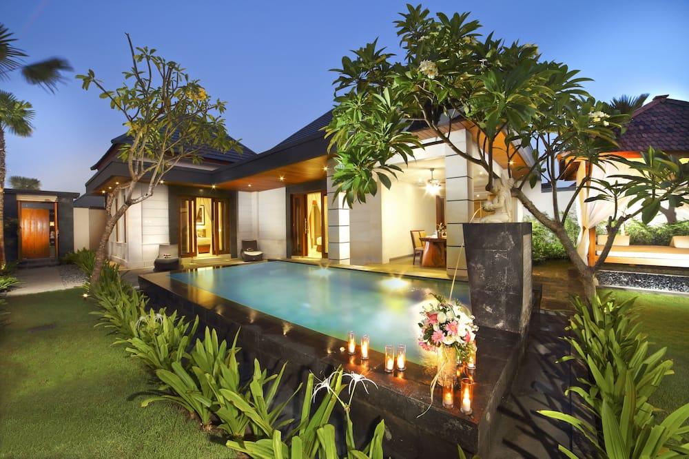 Vila, 2 kamar tidur, kolam renang pribadi (Suite) - Kolam Renang Luar Ruangan
