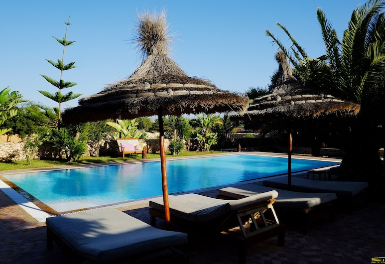 Dar Sahil, Sidi Kaouki, Açık Yüzme Havuzu