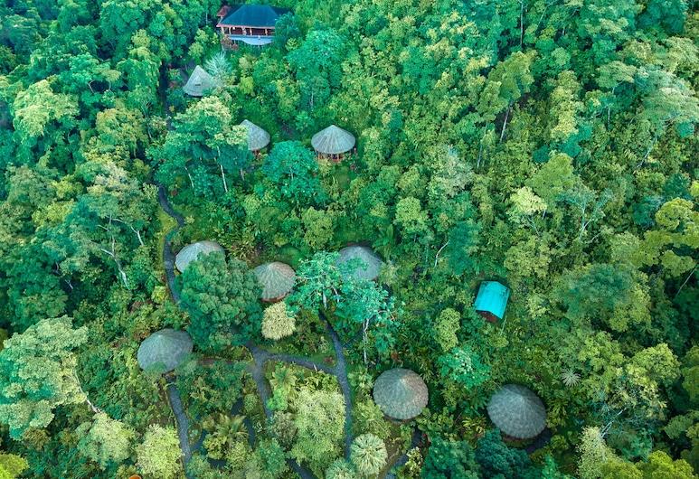Luna Lodge, Puerto Jimenez
