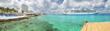 Fotografia do El Cid La Ceiba Beach All Inclusive em Cozumel