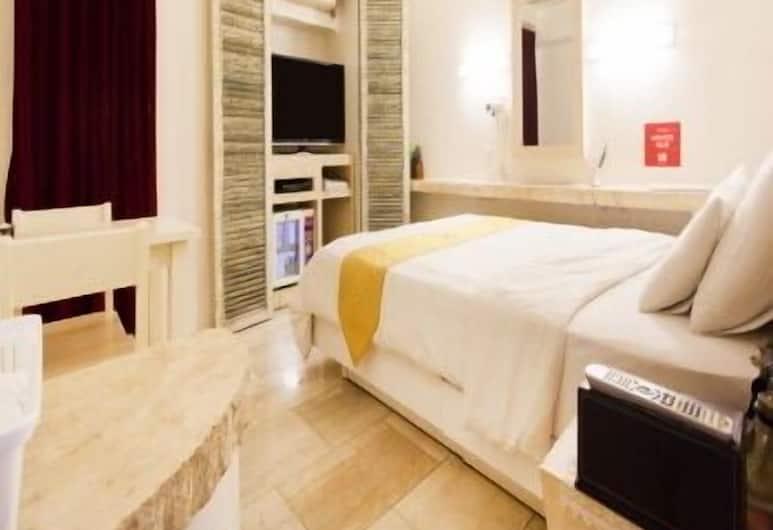 M Hotel, Incheon, Standard Double Room, Guest Room