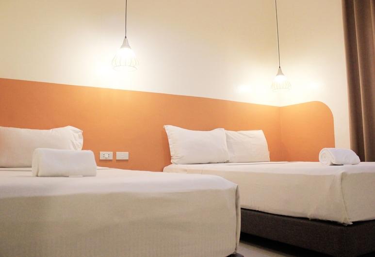 Travelbee Capitol Inn, Cebu, Chambre