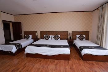Nuotrauka: Charming Riverside Hotel, Vientianas
