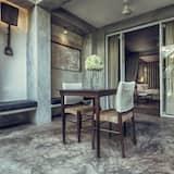 Superior Garden Suite - Matservice på rummet