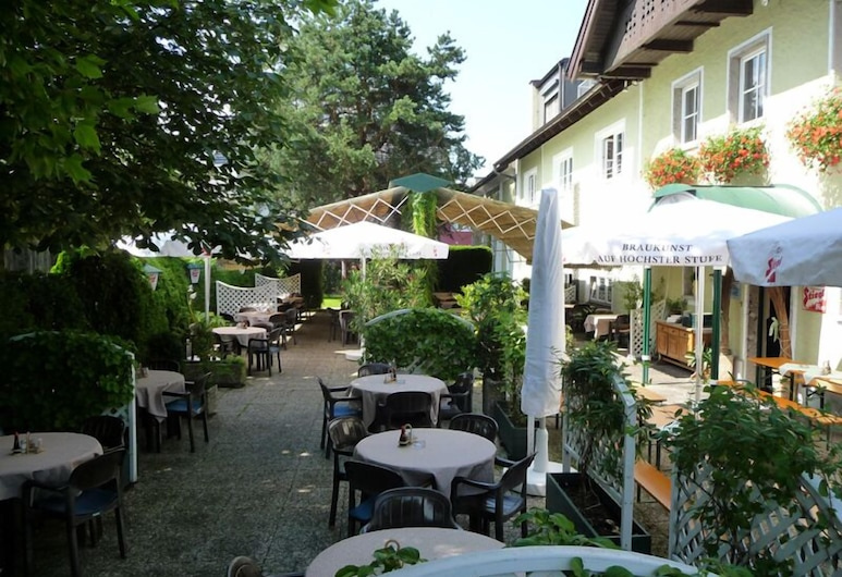Hotel Kohlpeter, Salzburgo, Terraza o patio