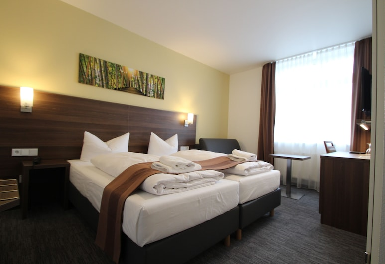 Goethe Conference Hotel by Trip Inn, Frankfurt, Double Room, Guest Room
