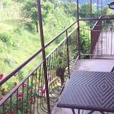 Сімейний будинок, 2 спальні, кухня, з видом на річку - Балкон