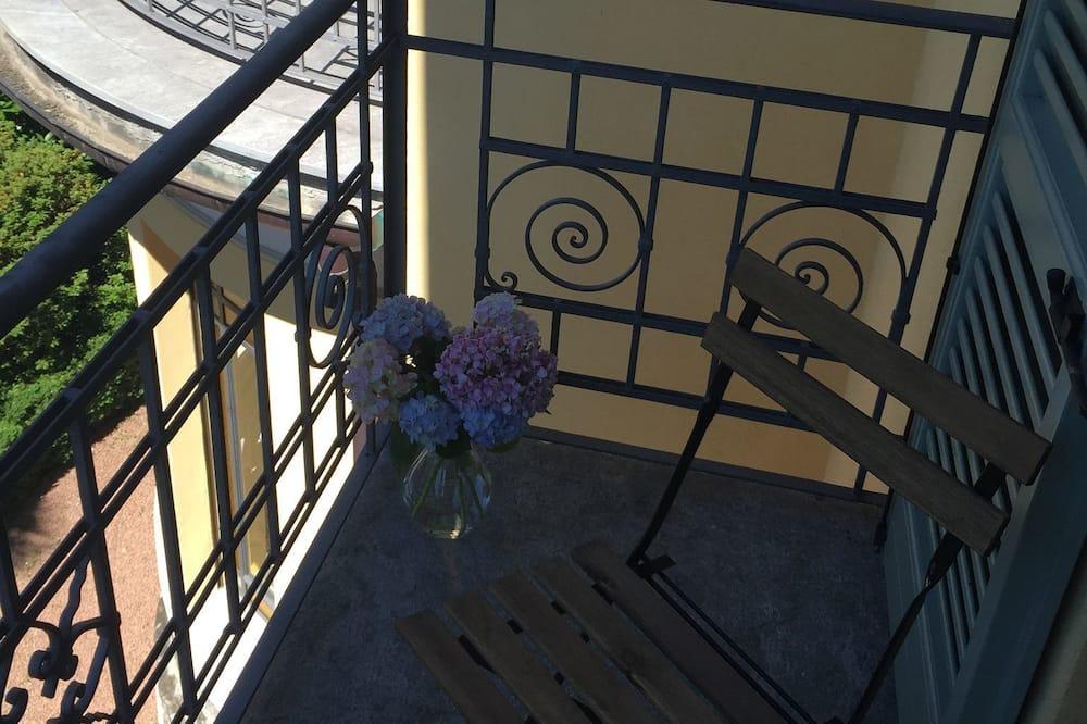 Divvietīgs numurs, vannasistaba numurā (Giuliana) - Balkons