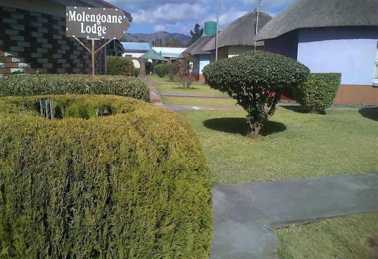 MOLENGOANE LODGE, Ntsi, Hotelový areál