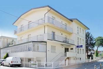 Selline näeb välja Hotel Lagomaggio, Rimini