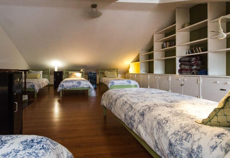 Ljmonade Hostel, Cascais, Sovsal - sovsal (män och kvinnor), Gästrum