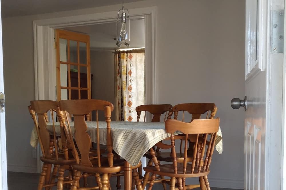 Apartamento, 3 habitaciones (La Petite Bergeronnette) - Comida en la habitación