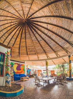 Tamarindo bölgesindeki Pura Vida Hostel resmi