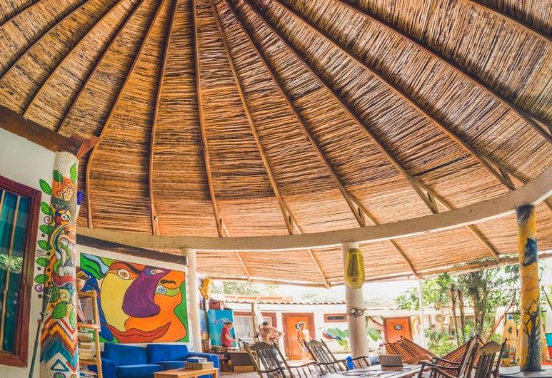 Pura Vida Hostel, Tamarindo