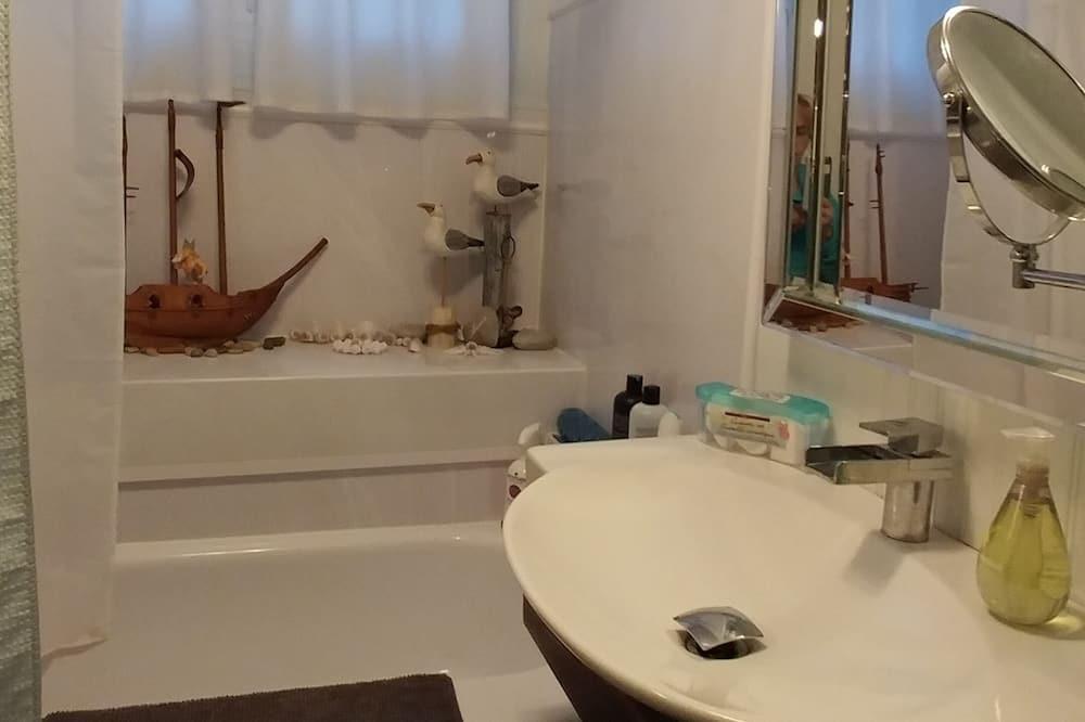 غرفة - سرير مزدوج - بحمام مشترك (La Muse) - حمّام