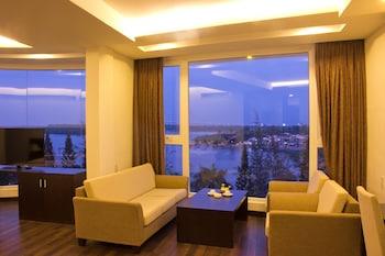 Can Tho bölgesindeki International Hotel resmi