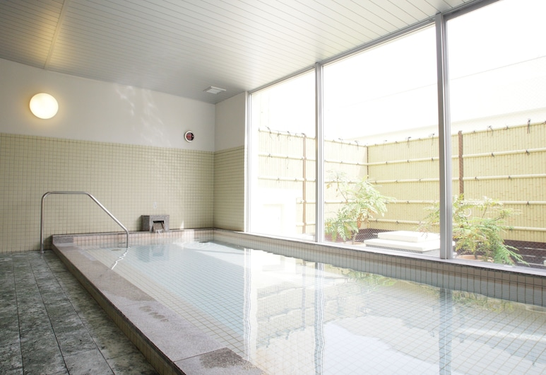 Hotel Nishi In Fujisan, Fudži, Krytý bazén