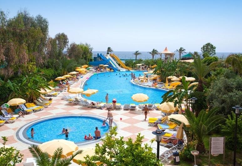 Hotel Stella Beach - All Inclusive, Alanya, Açık Yüzme Havuzu