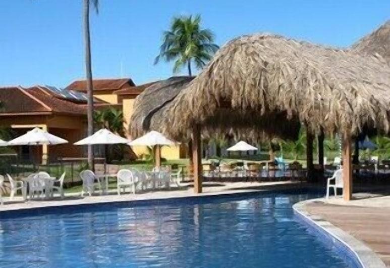 Tietê Resort & Convention Aracatuba, Aracatuba, Hồ bơi ngoài trời