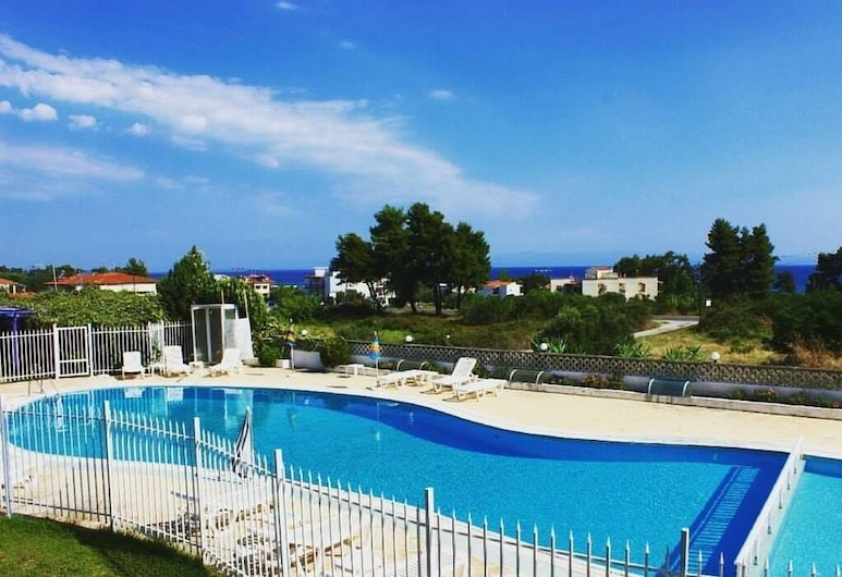 Haris Hotel, Kassandra, Outdoor Pool