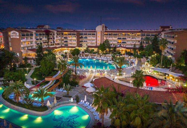Seaden Corolla Hotel - All Inclusive, Side, Außenbereich