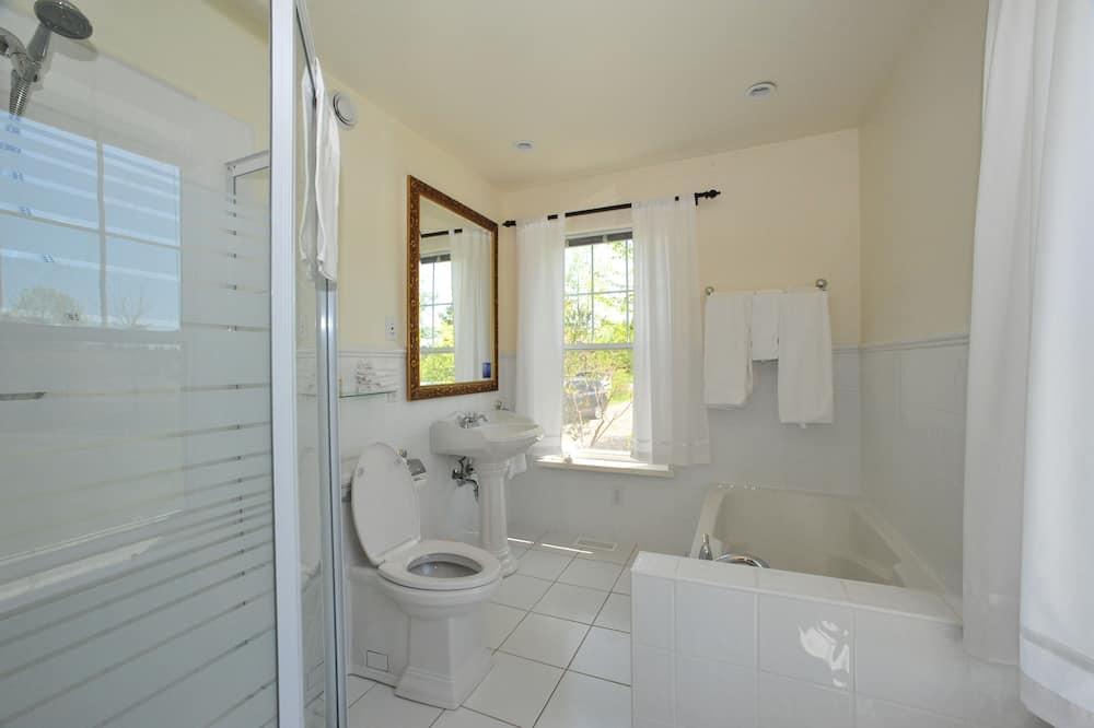 Suite de lujo, 1 cama de matrimonio - Cuarto de baño