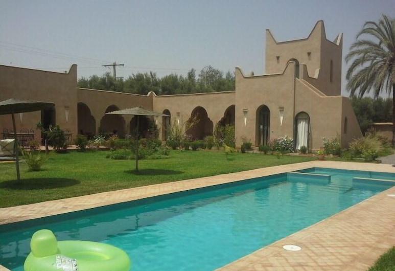 Le jardin des épices, Taroudannt, Välibassein
