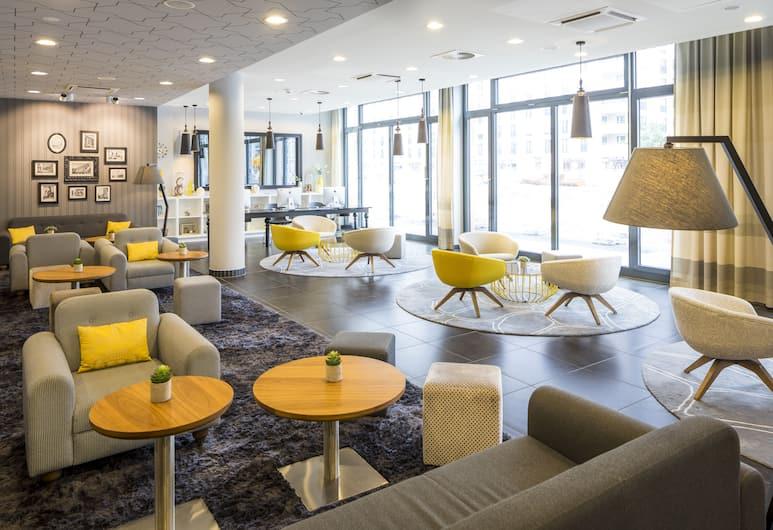 Capri by Fraser Frankfurt, Frankfurt, Lobby Sitting Area