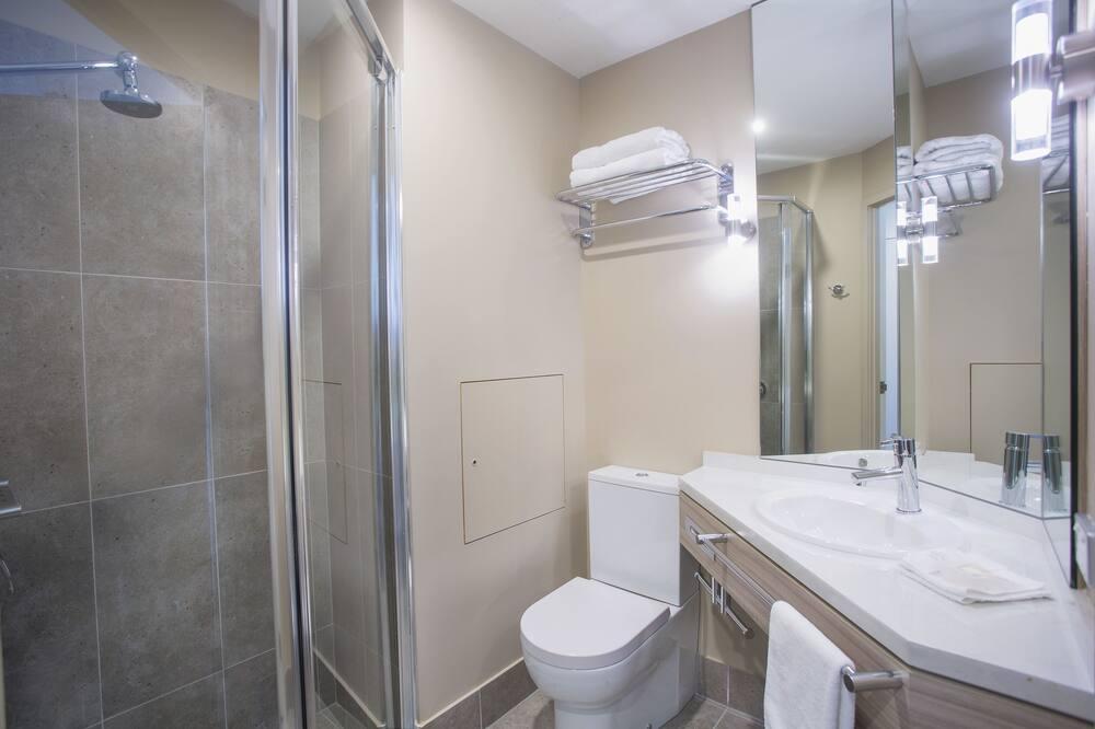 Business-Zimmer, 1King-Bett (iBusiness) - Badezimmer