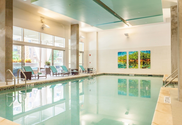 Residence Inn by Marriott Orlando Downtown, Orlando, Indoor Pool