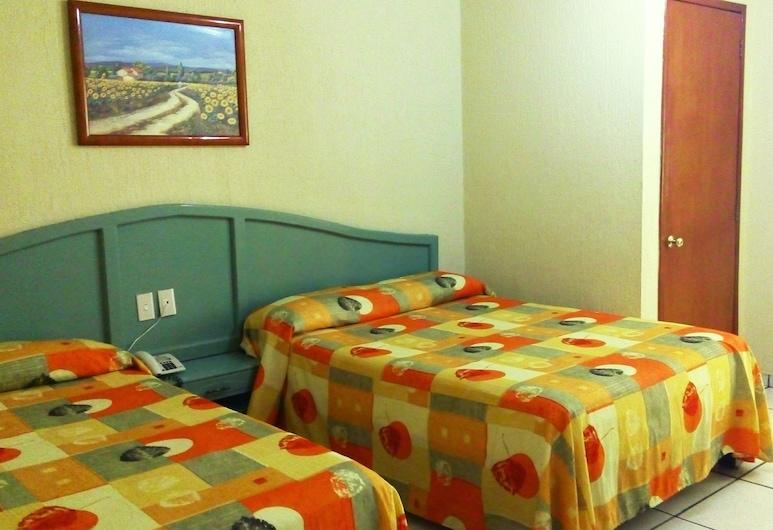 Hotel Plaza Jardín, Бока-дель-Ріо, Чотиримісний номер, Номер
