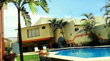 Hình ảnh Hotel Plaza Jardín tại Boca del Rio