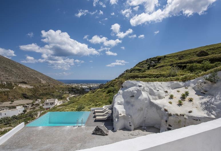 Insolito Villa, Santorini