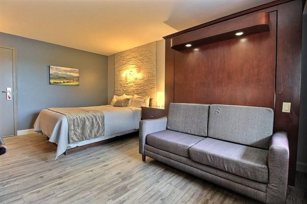 Standard Δωμάτιο, 2 Queen Κρεβάτια - Δωμάτιο επισκεπτών