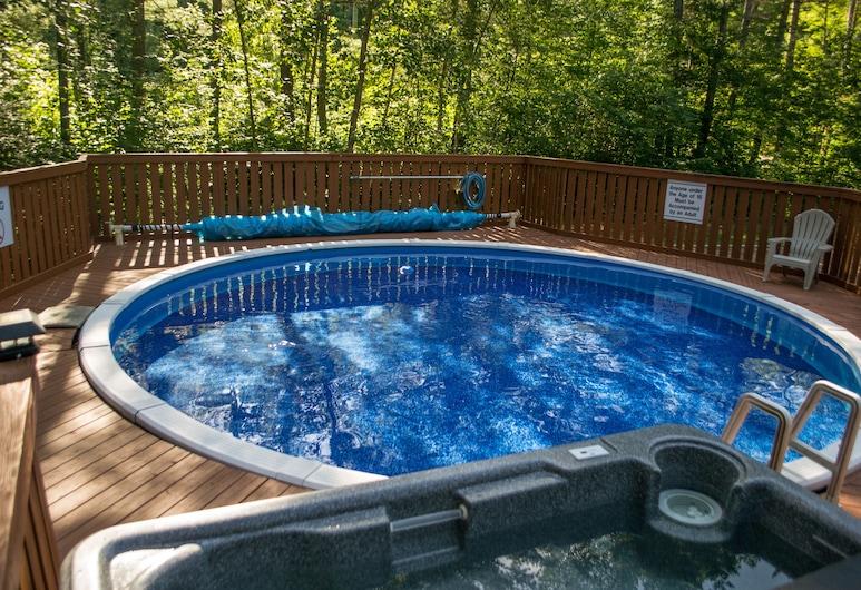 Pine Valley Resort, Head, Clara and Maria, Bathtub Spa Luar Ruangan