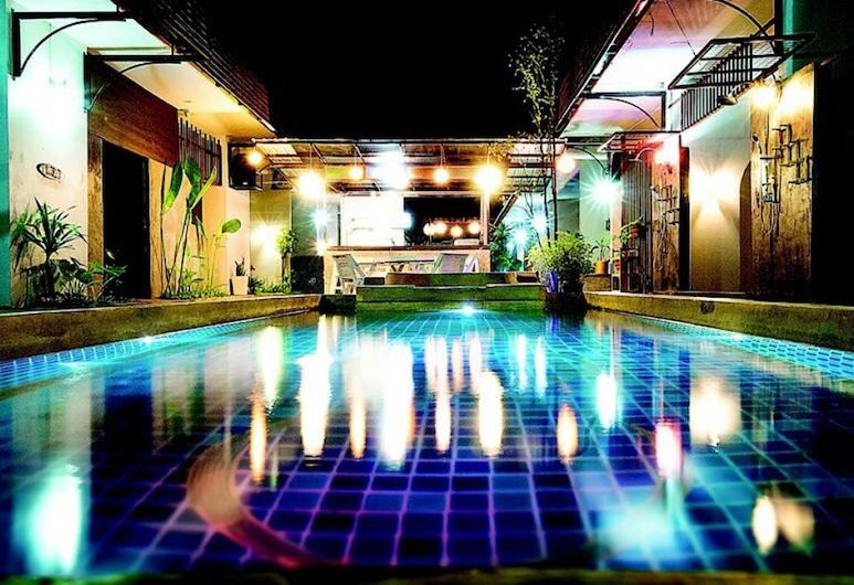 金鑰匙精品飯店, 清邁, 游泳池