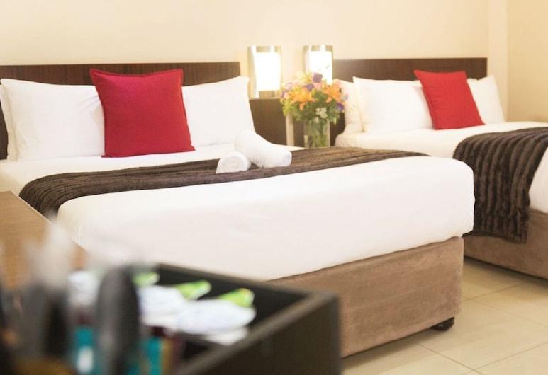Pavilion Hotel Durban, Durban, Obiteljska soba, Soba za goste