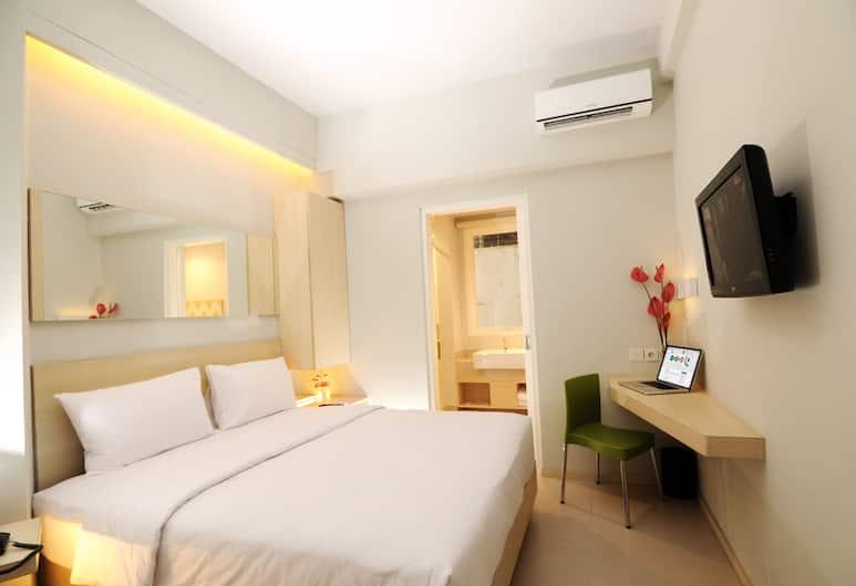 Cleo Hotel Basuki Rahmat, Surabaya, Kamar Standar, Kamar Tamu