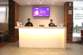 Naktsmītnes Cleo Hotel Basuki Rahmat attēls vietā Surabaja