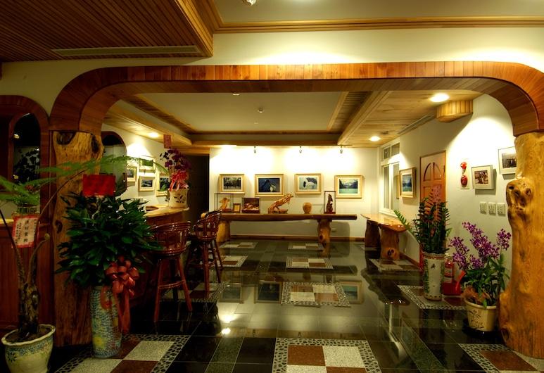 Full Moon Spa, New Taipei City, Vnútorný vchod