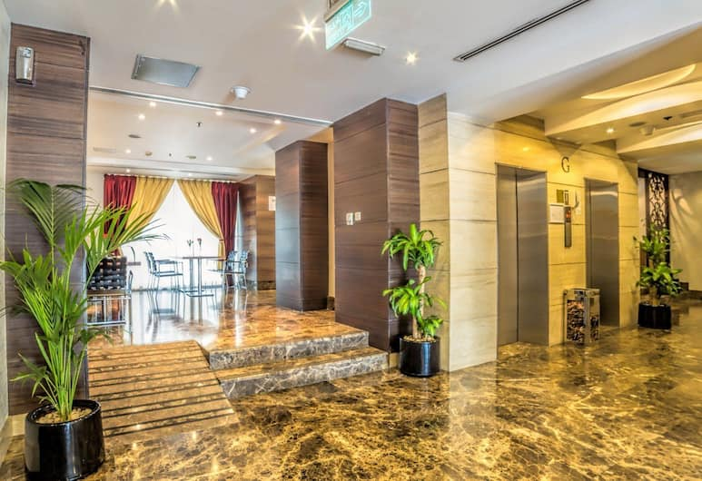 Executive Suites by Mourouj Gloria,Superior Hotel Apartments, Abu Dhabi, Lobby