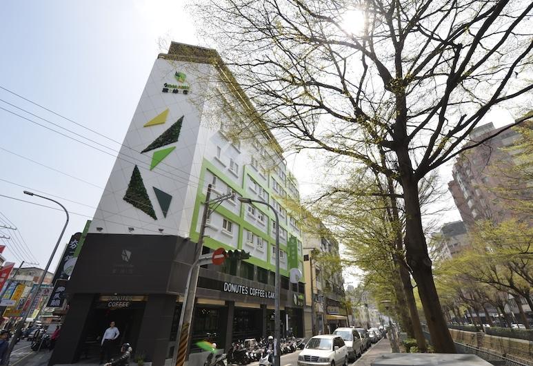 葉綠宿旅館-逢甲館, 台中市