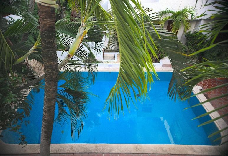 Hotel Plaza Carrillo's, Cancun, Pool